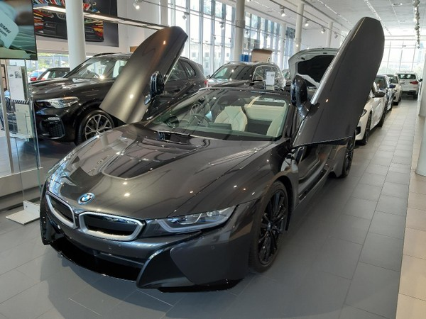 2020 BMW i8 Roadster Western Cape Cape Town_0