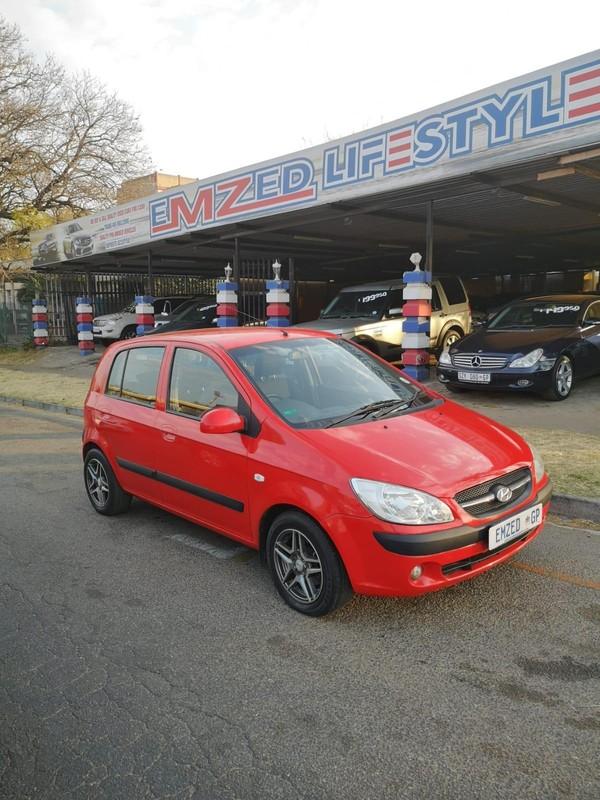 2010 Hyundai Getz 1.6 Hs  Gauteng Benoni_0