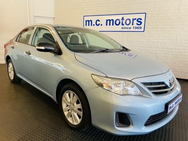 2013 Toyota Corolla 1.3 Professional  Western Cape Cape Town_0
