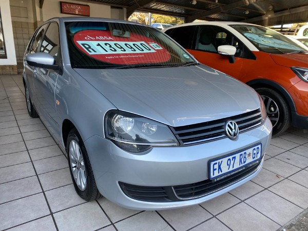 2016 Volkswagen Polo Vivo GP 1.4 Trendline TIP 5Dr Gauteng Krugersdorp_0