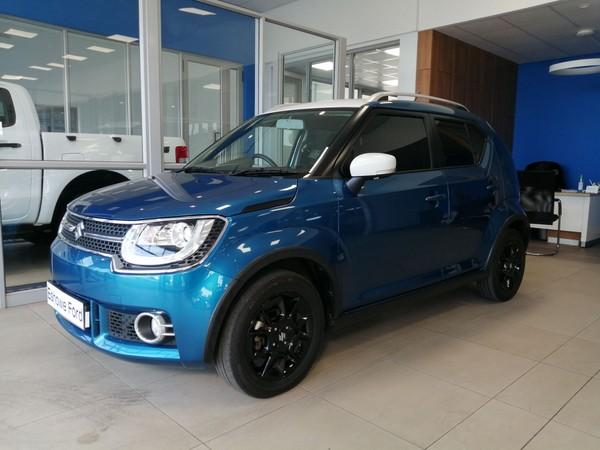 2018 Suzuki Ignis 1.2 GLX Auto Kwazulu Natal Eshowe_0