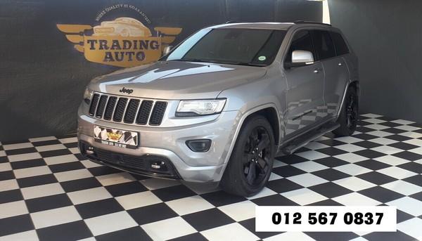 2015 Jeep Grand Cherokee 3.0L V6 CRD OLAND Gauteng Pretoria_0
