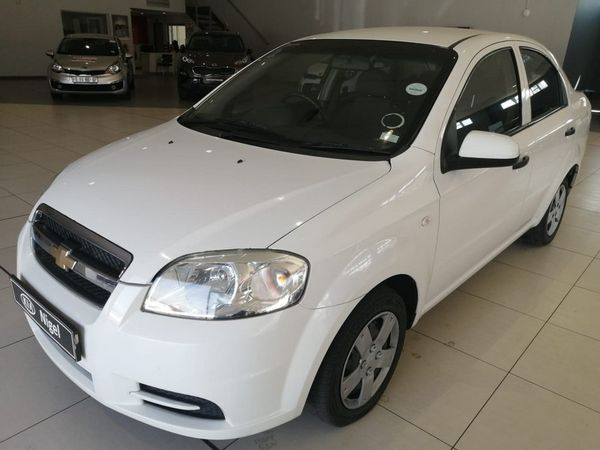 2010 Chevrolet Aveo 1.6 Ls At  Gauteng Nigel_0