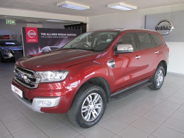 2017 Ford Everest 3.2 TDCi XLT 4X4 Auto Gauteng Nigel_0