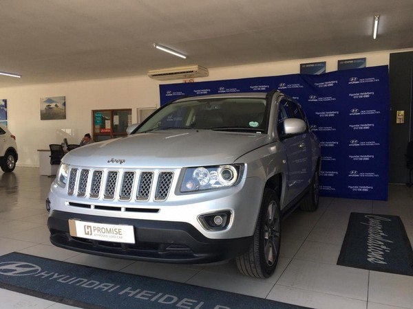 2014 Jeep Compass 2.0 Ltd  Gauteng Nigel_0