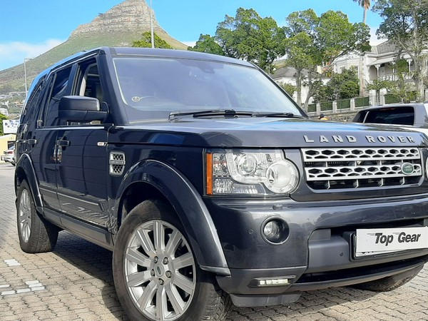 2013 Land Rover Discovery 4 3.0 Tdv6 Se  Western Cape Cape Town_0