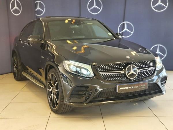 2017 Mercedes-Benz GLC AMG GLC 43 Coupe 4MATIC Gauteng Sandton_0