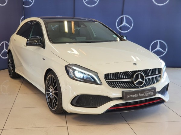 2017 Mercedes-Benz A-Class A 250 Sport At  Gauteng Sandton_0