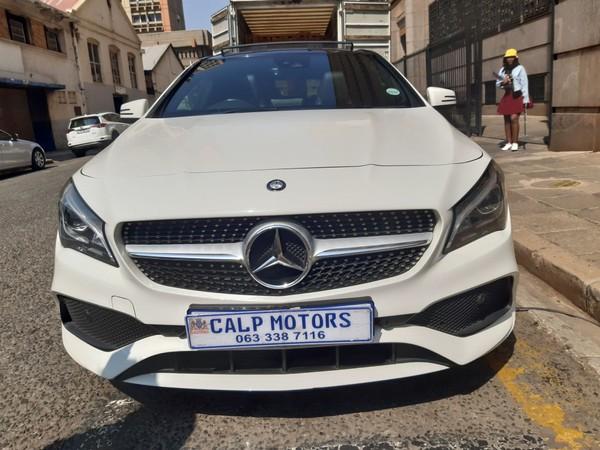 2017 Mercedes-Benz C-Class Clk Amg Conversion  Gauteng Marshalltown_0