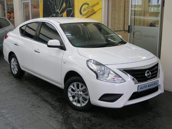 2018 Nissan Almera 1.5 Acenta Auto Western Cape Paarl_0