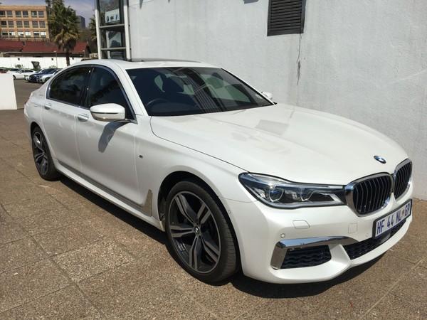 2017 BMW 7 Series 750i M Sport Gauteng Germiston_0