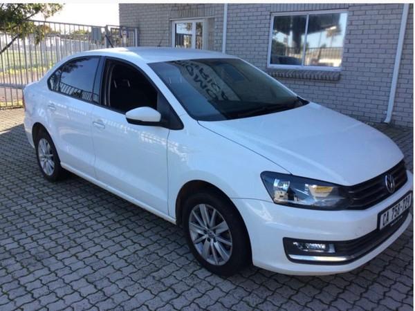 2017 Volkswagen Polo GP 1.5 TDi Comfortline Gauteng Pretoria_0