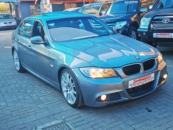2009 BMW 3 Series 320d Sport e90  North West Province Brits_0