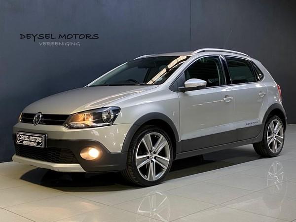 2013 Volkswagen Polo 1.6 Cross 5dr  Gauteng Vereeniging_0