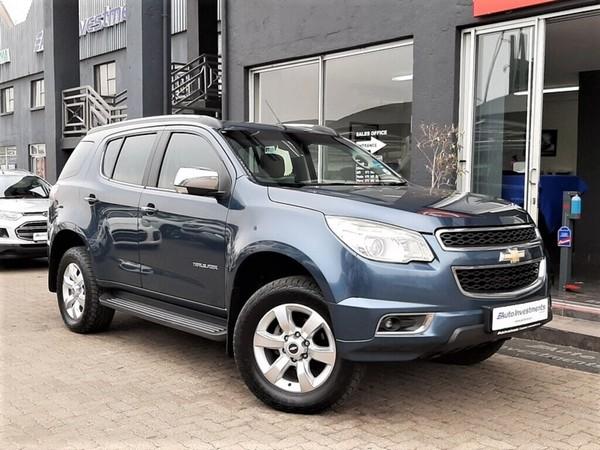 2014 Chevrolet Trailblazer 2.8 Ltz At  Gauteng Centurion_0