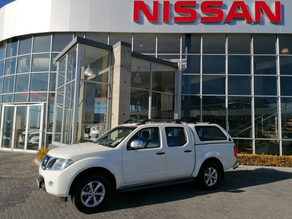 2013 Nissan Navara 2.5 Dci Le 4x4 At Pu Dc  Western Cape Worcester_0