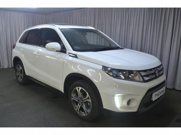 2017 Suzuki Vitara 1.6 GLX ALLGRIP Gauteng Roodepoort_0