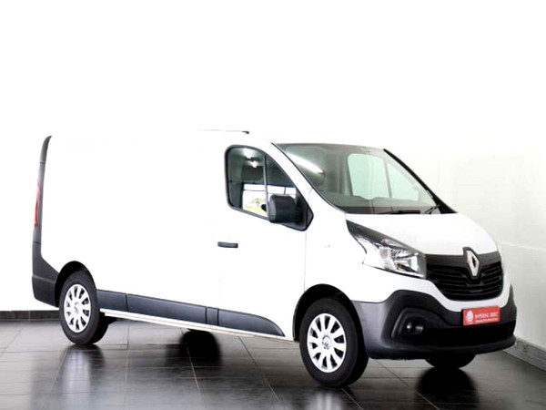 2018 Renault Trafic 1.6 dCi FC PC Western Cape Brackenfell_0