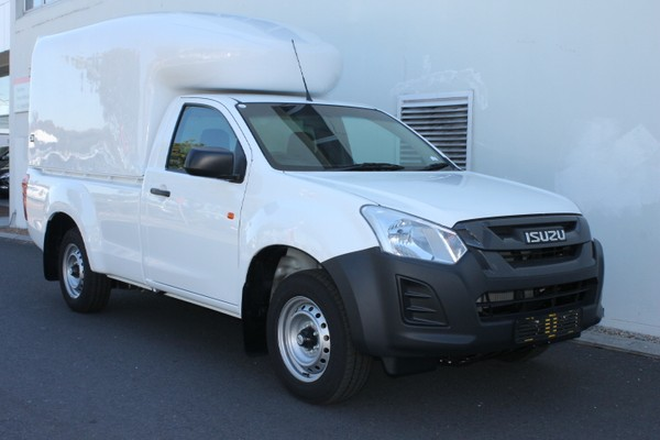 2020 Isuzu D-MAX 250C Single Cab Bakkie Western Cape Goodwood_0