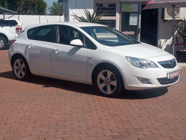 2012 Opel Astra 1.4t Enjoy 5dr  Western Cape Cape Town_0