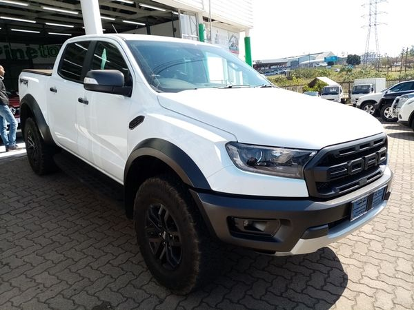 2019 Ford Ranger 2.0D Bi-Turbo Raptor 4x4 Auto Double-Cab Kwazulu Natal Pinetown_0