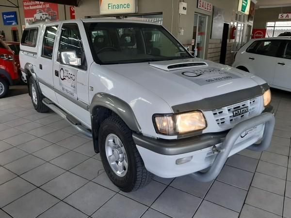 2002 Isuzu KB Series Kb 300 Tdi Lx Pu Dc  Free State Ficksburg_0