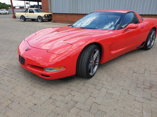 1998 Chevrolet Corvette C5R Gauteng Vereeniging_0