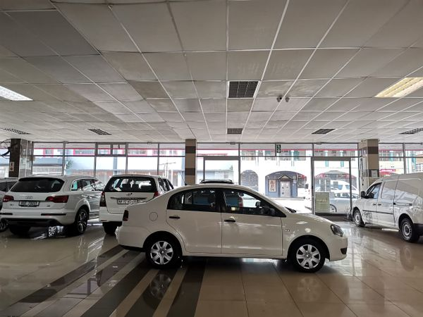 2014 Volkswagen Polo Vivo 1.4 Trendline Kwazulu Natal Durban_0