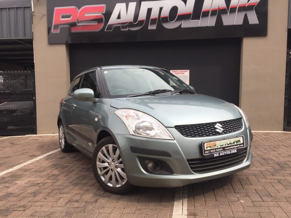 2014 Suzuki Swift 1.4 Gls At  Mpumalanga Witbank_0