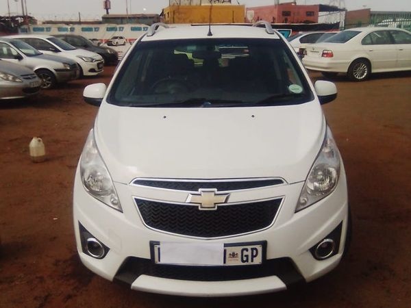 2012 Chevrolet Spark 5dr  Gauteng Alrode_0