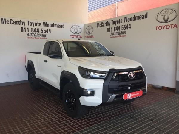 2020 Toyota Hilux 2.8 GD-6 RB Legend 4x4 PU ECab Gauteng Sandton_0