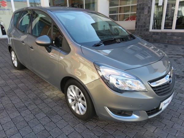 2014 Opel Meriva 1.4t Enjoy  Eastern Cape Port Elizabeth_0