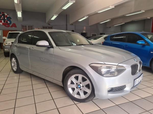 2012 BMW 1 Series 116i 5dr At f20  Gauteng Springs_0