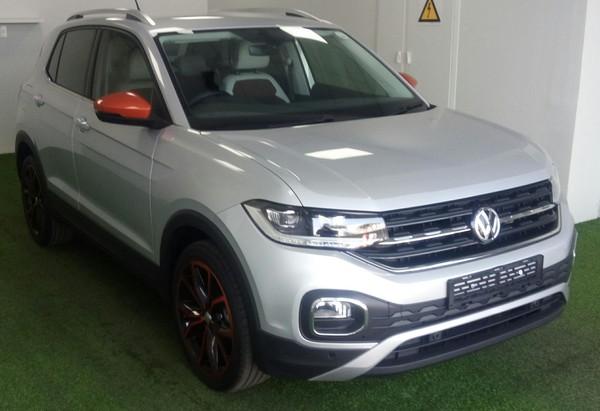 2020 Volkswagen T-Cross 1.0 TSI Highline DSG Gauteng Kempton Park_0