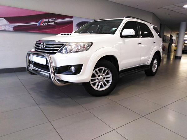 2012 Toyota Fortuner 3.0d-4d Rb At  Gauteng Four Ways_0