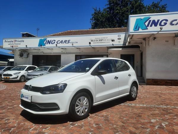 2017 Volkswagen Polo 1.2 TSI Trendline 66KW Western Cape Bellville_0
