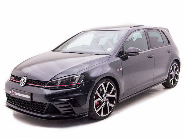 2016 Volkswagen Golf VII GTi 2.0 TSI DSG Clubsport Gauteng Boksburg_0