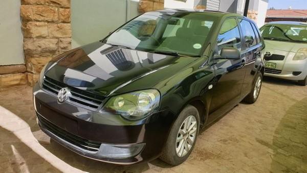 2012 Volkswagen Polo Vivo 1.4 Trendline 5Dr Gauteng Springs_0