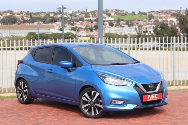 2020 Nissan Micra 1.0T Acenta Plus 84kW Eastern Cape Port Elizabeth_0