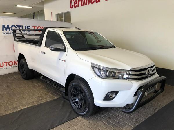 2018 Toyota Hilux 2.8 GD-6 RB Raider Single Cab Bakkie Auto Mpumalanga Nelspruit_0