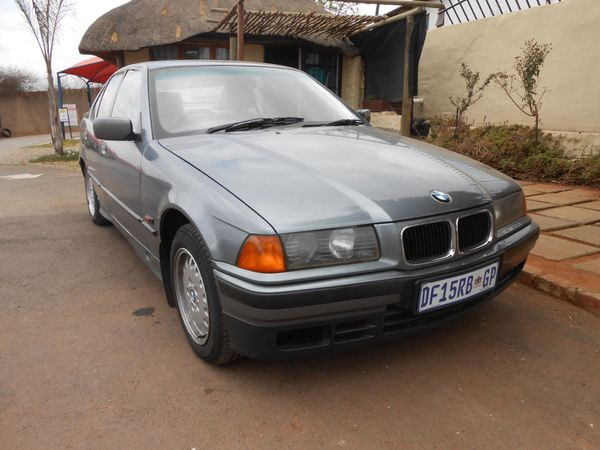 1994 BMW 3 Series 316i e36  Gauteng Waterkloof_0