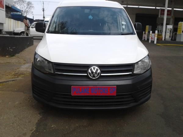 2017 Volkswagen Caddy 1.6i 81KW FC PV Gauteng Johannesburg_0
