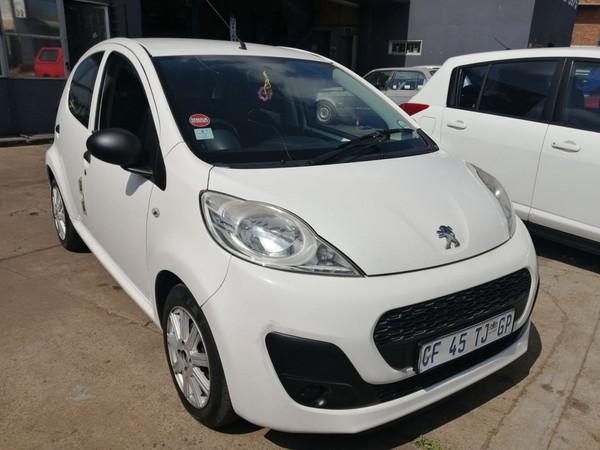 2012 Peugeot 107 Trendy  Gauteng Johannesburg_0