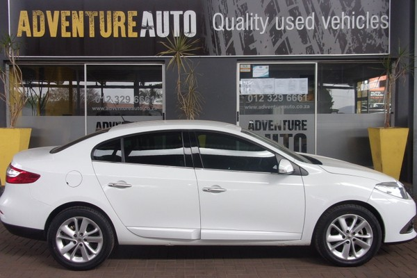 2015 Renault Fluence 2.0 Dynamique Gauteng Pretoria_0