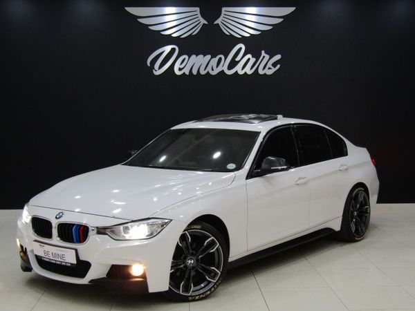 2014 BMW 3 Series 320i M Sport Line At f30  Gauteng Pretoria_0