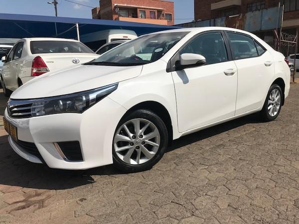 2016 Toyota Corolla 1.6 Prestige Gauteng Roodepoort_0