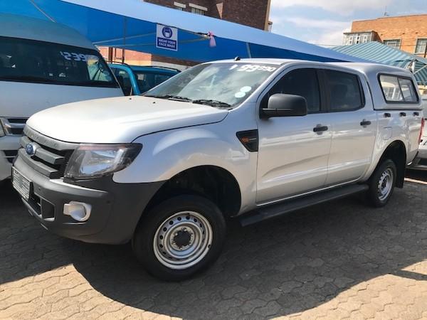2015 Ford Ranger 2.5i Xl Pu Dc  Gauteng Roodepoort_0