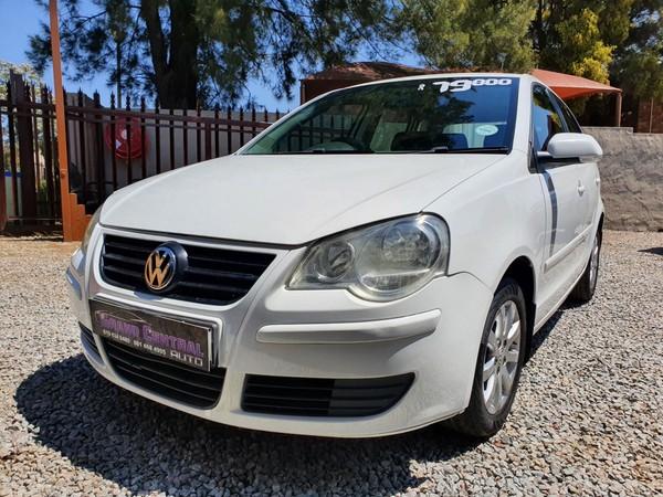 2009 Volkswagen Polo 1.6 Comfortline Gauteng Midrand_0
