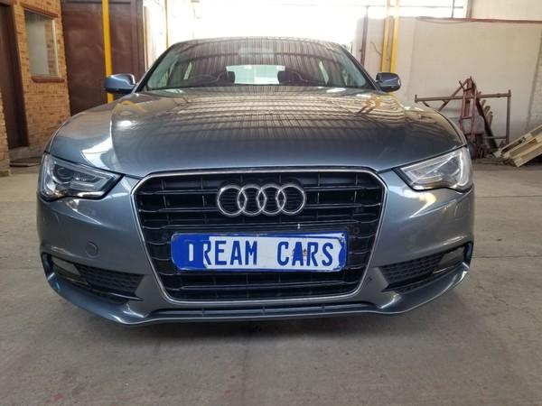 2013 Audi A5 2.0 Tdi Multi  Gauteng Johannesburg_0