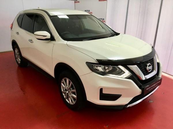 2018 Nissan X-Trail 1.6dCi Visia 7S Kwazulu Natal Durban_0
